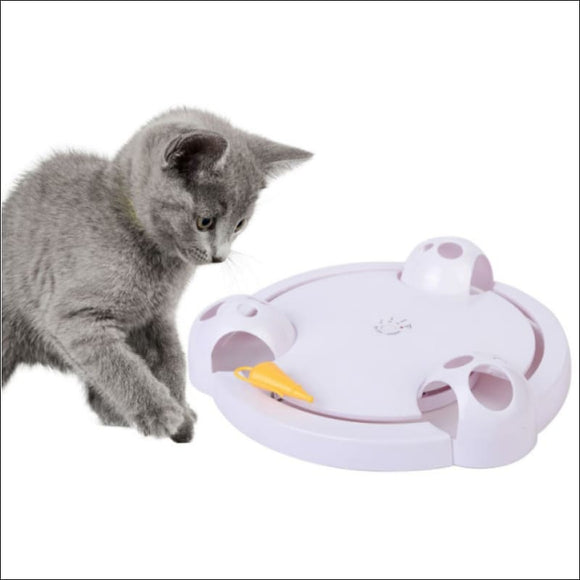 Interactive Cat Toy - AmazinTrends.com