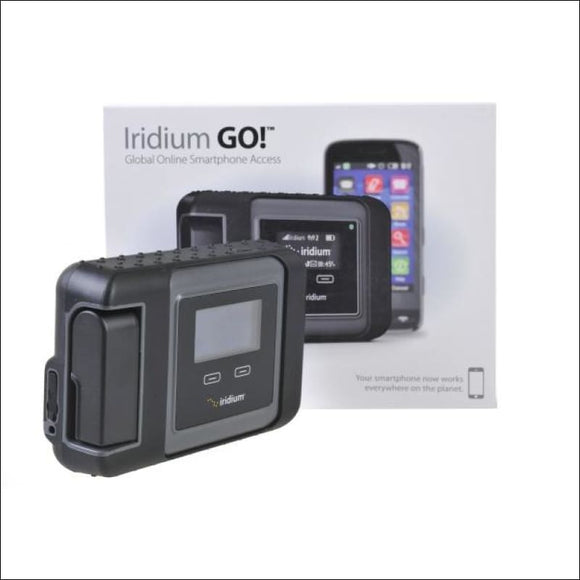 Iridium GO! 9560 Satellite Terminal with Wi-Fi Hotspot - AmazinTrends.com