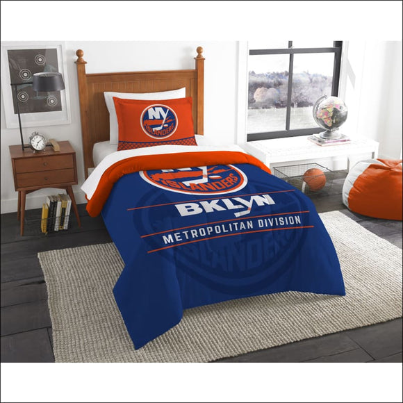 Islanders OFFICIAL National Hockey League, Bedding,