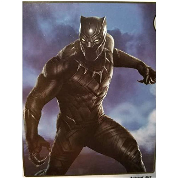 Jay Franco Hunter Black Panther Plush Throw - AmazinTrends.com