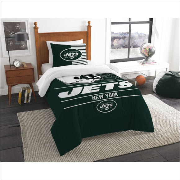 Jets OFFICIAL National Football League, Bedding,