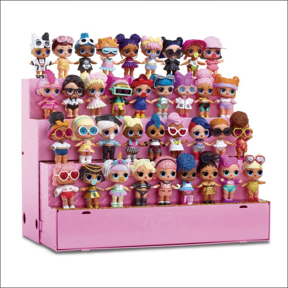 L.O.L. Surprise! 3 in 1 Pop-Up Store, Carrying Case, with 1 Exclusive doll - AmazinTrends.com