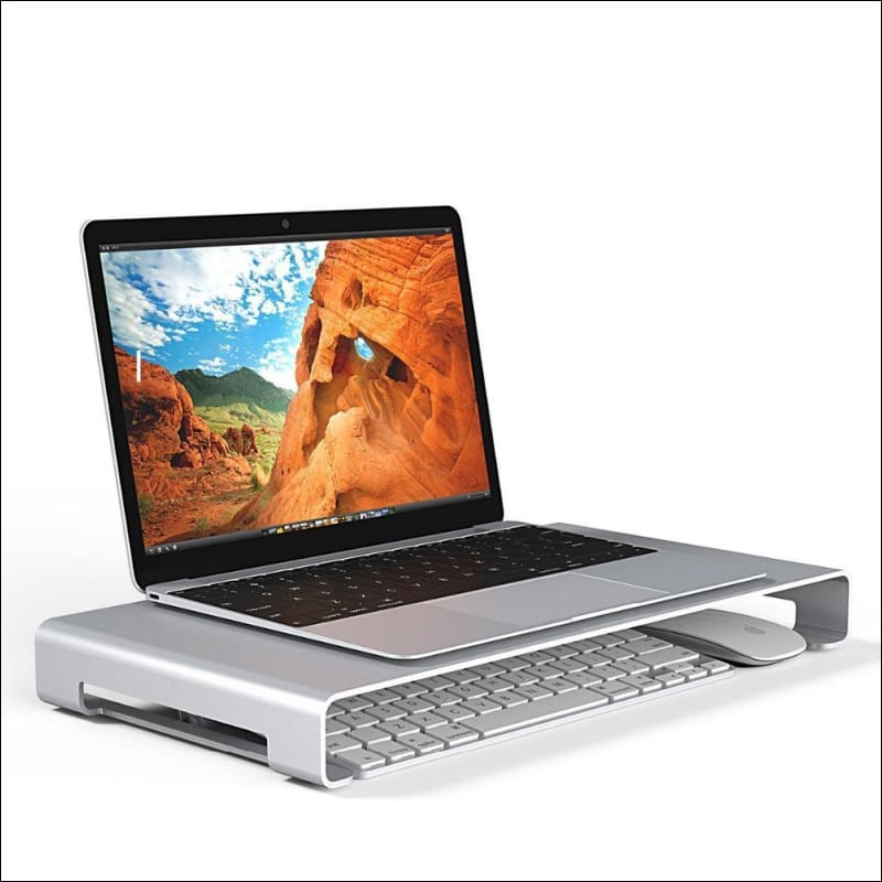 Laptop Stand For Apple IMac, Tablet, MacBook Pro, PC, Notebook Base, ...
