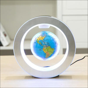 LED World Map - AmazinTrends.com