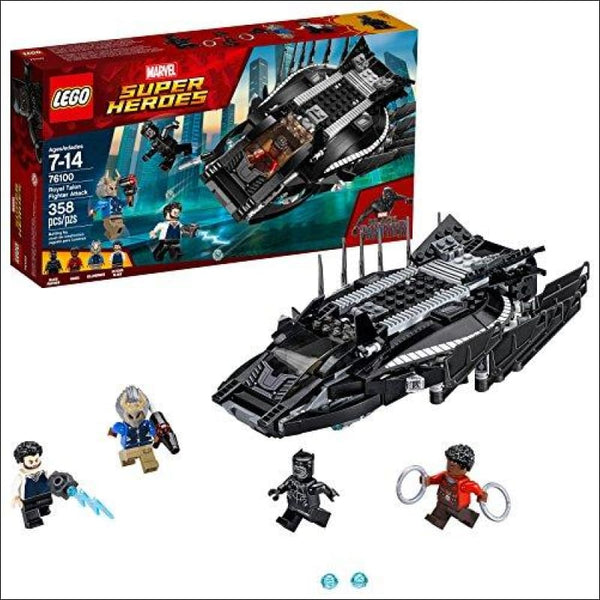 LEGO Marvel Super Heroes Royal Talon Fighter Attack Set - AmazinTrends.com