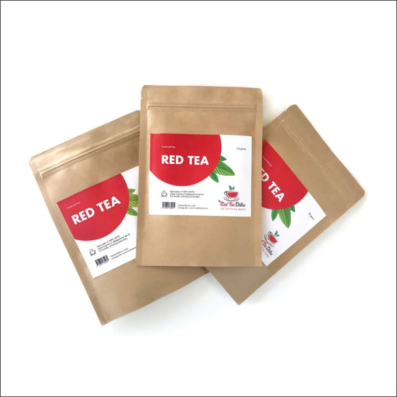 Red Detox Tea ☕️ - AmazinTrends.com