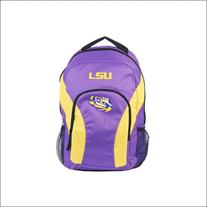 "LSU OFFICIAL Collegiate, """"Draft Day"""" 18""""H x 10"""" (12"""" Back) Backpack  by The Northwest Company - AmazinTrends.com"
