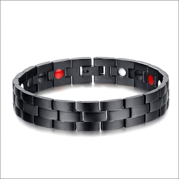 Magnetic Germanium Bead Bracelet - AmazinTrends.com
