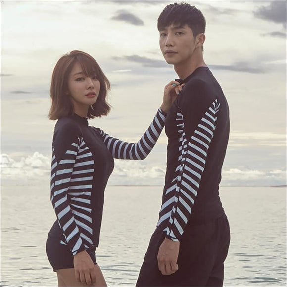 Matching Surfing Swimwear For Couples - AmazinTrends.com