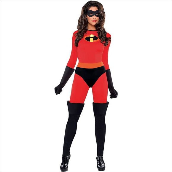 Mrs. Incredible Costume - The Incredibles - AmazinTrends.com