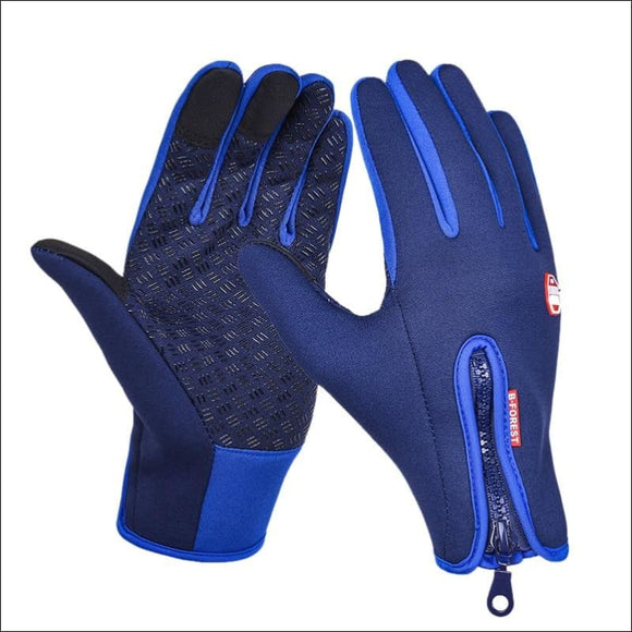 New Cycling Fleece, Touch Screen Gloves👋🚵 - AmazinTrends.com