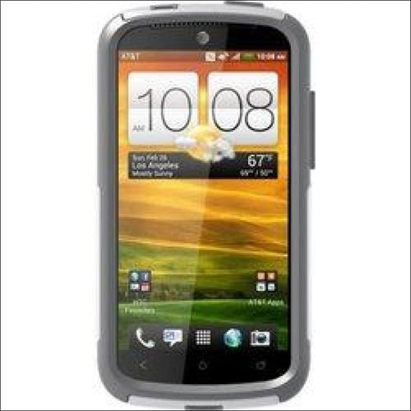 OtterBox Commuter Series Case for HTC One VX - White/Gray - AmazinTrends.com