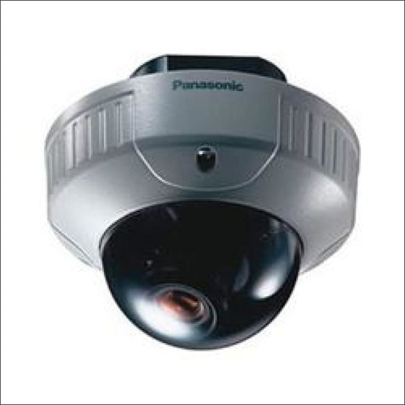 Panasonic High Res Color Vandal Resistant Dome Security Camera (PS-WV-CW244F) - AmazinTrends.com