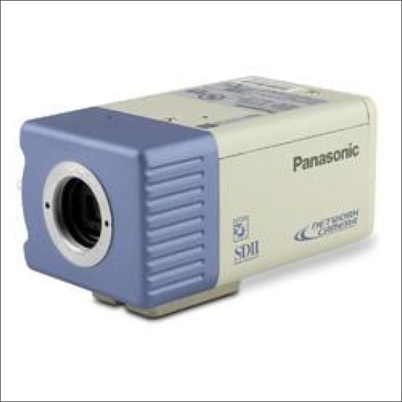 Panasonic WV-NP472 Color CCD Network Camera, Day/Night (Body Only) - AmazinTrends.com