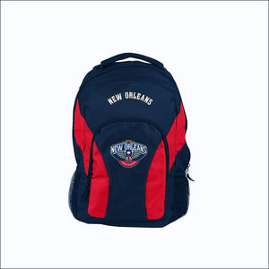 "Pelicans OFFICIAL National Basketball Association, """"Draft Day"""" 18""""H x 10"""" (12"""" Back) Backpack  by The Northwest Company - AmazinTrends.com"