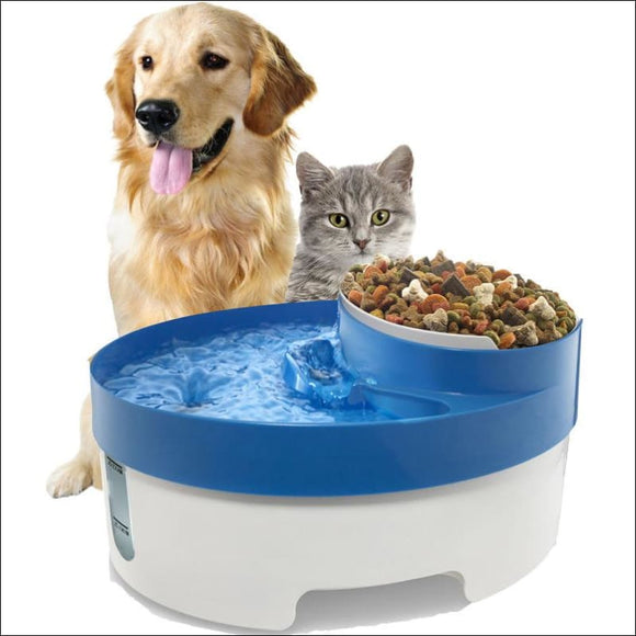 Pet Water Fountain For Cat Dog - AmazinTrends.com