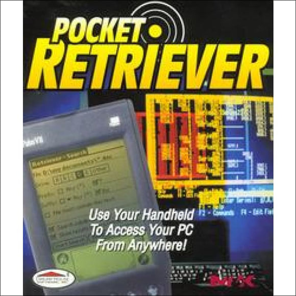 Pocket Retriever: Access Your PC Anywhere - Windows - AmazinTrends.com