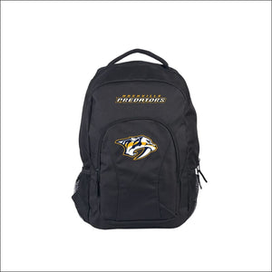 "Predators OFFICIAL National Hockey League, """"Draft Day"""" 18""""H x 10"""" (12"""" Back) Backpack  by The Northwest Company - AmazinTrends.com"