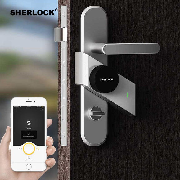Sherlock Smart Door Lock - AmazinTrends.com