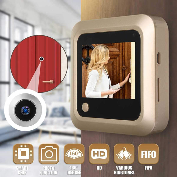 Peephole camera - AmazinTrends.com