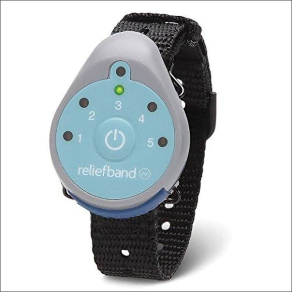 Reliefband 1.5 for Motion & Morning Sickness - Fast, Drug-Free Relief from Nausea, Retching, Vomiting - AmazinTrends.com