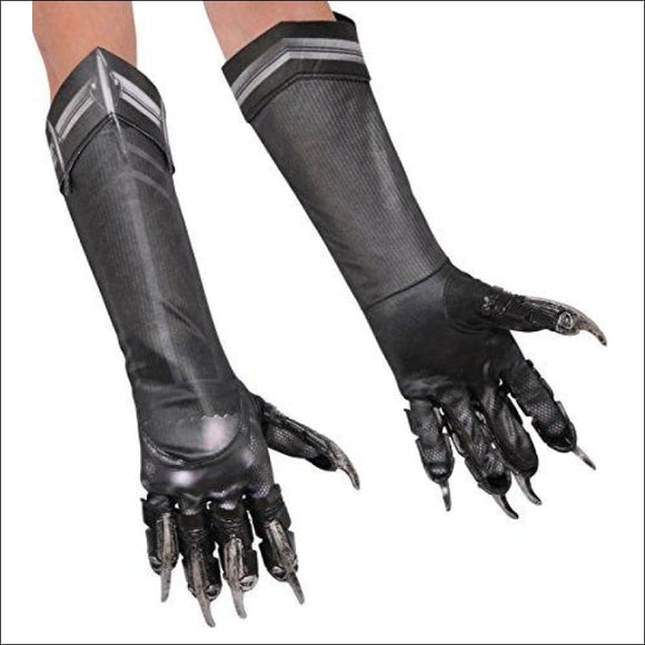 Rubie's Black Panther Deluxe Child Gloves - AmazinTrends.com