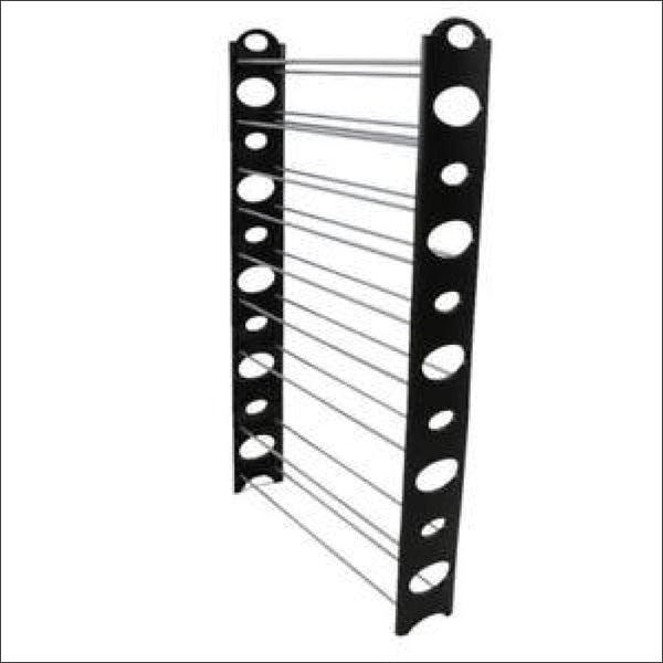 Shoe Rack for 50 Pair, Wall Bench, Shelf, Closet Organizer, Storage Box Stand, - AmazinTrends.com