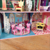 Storybook Mansion by KidKraft Doll House - AmazinTrends.com