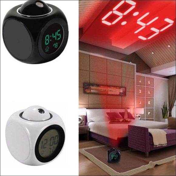 Talking Digital Alarm Clock - AmazinTrends.com
