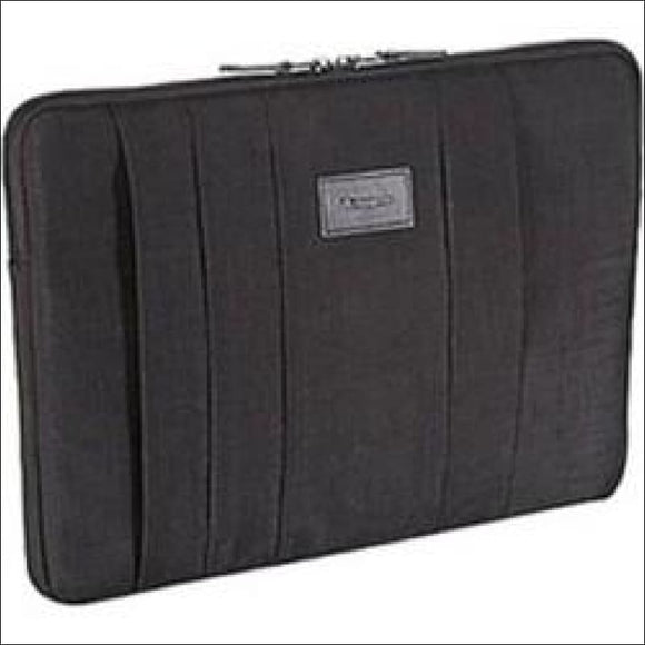 Targus CitySmart Notebook Sleeve for 15.6 Laptops, Black - AmazinTrends.com