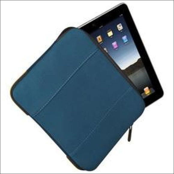Targus Impax Sleeve Case for iPad & iPad 2 (Blue with Gray Accents) - AmazinTrends.com