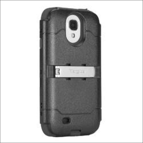Targus SafePort Case Rugged Max Pro for Samsung Galaxy S4 (Black) - Smartphone - AmazinTrends.com