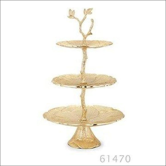 Trisha Yearwood Luxe 3-Tier Server - AmazinTrends.com