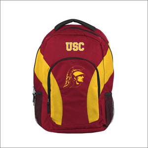 "USC OFFICIAL Collegiate, """"Draft Day"""" 18""""H x 10"""" (12"""" Back) Backpack  by The Northwest Company - AmazinTrends.com"