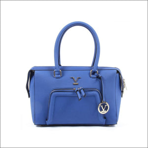 V 1969 Italia Womens Blue Handbag 👜 - AmazinTrends.com