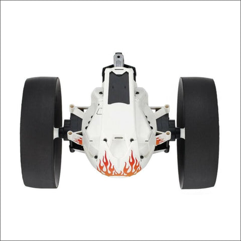 Wi-Fi Controlled Mini Drone Rc Vehicle W/ Camera & Speaker. Parrot Jumping Race
