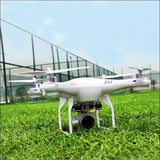Wide Angle Drone HD Camera RC Drone, WiFi FPV Live Helicopter Hover - AmazinTrends.com