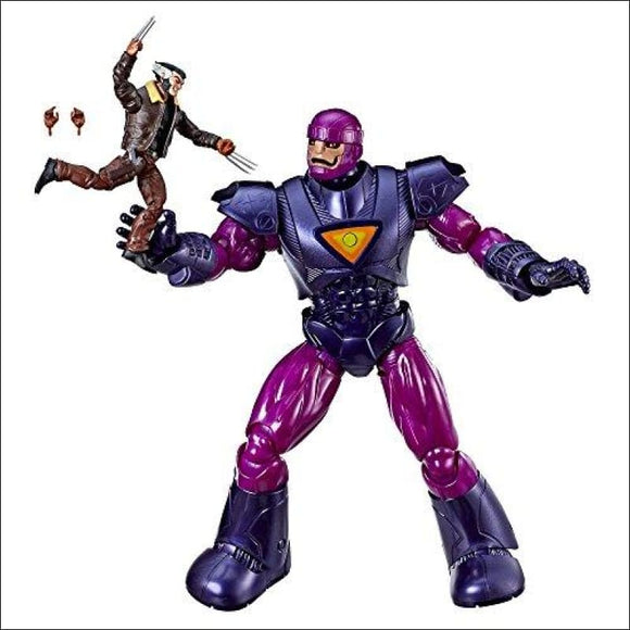 Wolverine and Sentinel Marvel Legends Series (Electronic) Figure 2-Pack - AmazinTrends.com