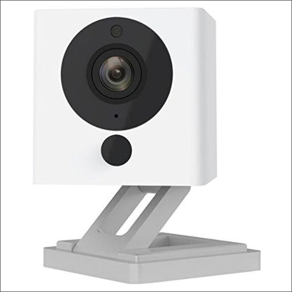Wyze Cam 1080p HD Indoor Wireless Smart Home Camera with Night Vision, 2-Way Audio, Works with Alexa - AmazinTrends.com