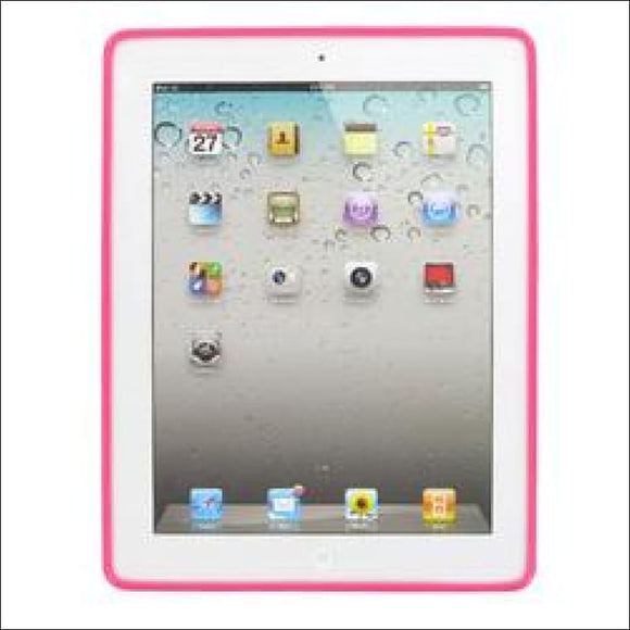 XtremeMac Tuffwrap Shine Case for iPad 2, 3 & 4 (Pink) - AmazinTrends.com