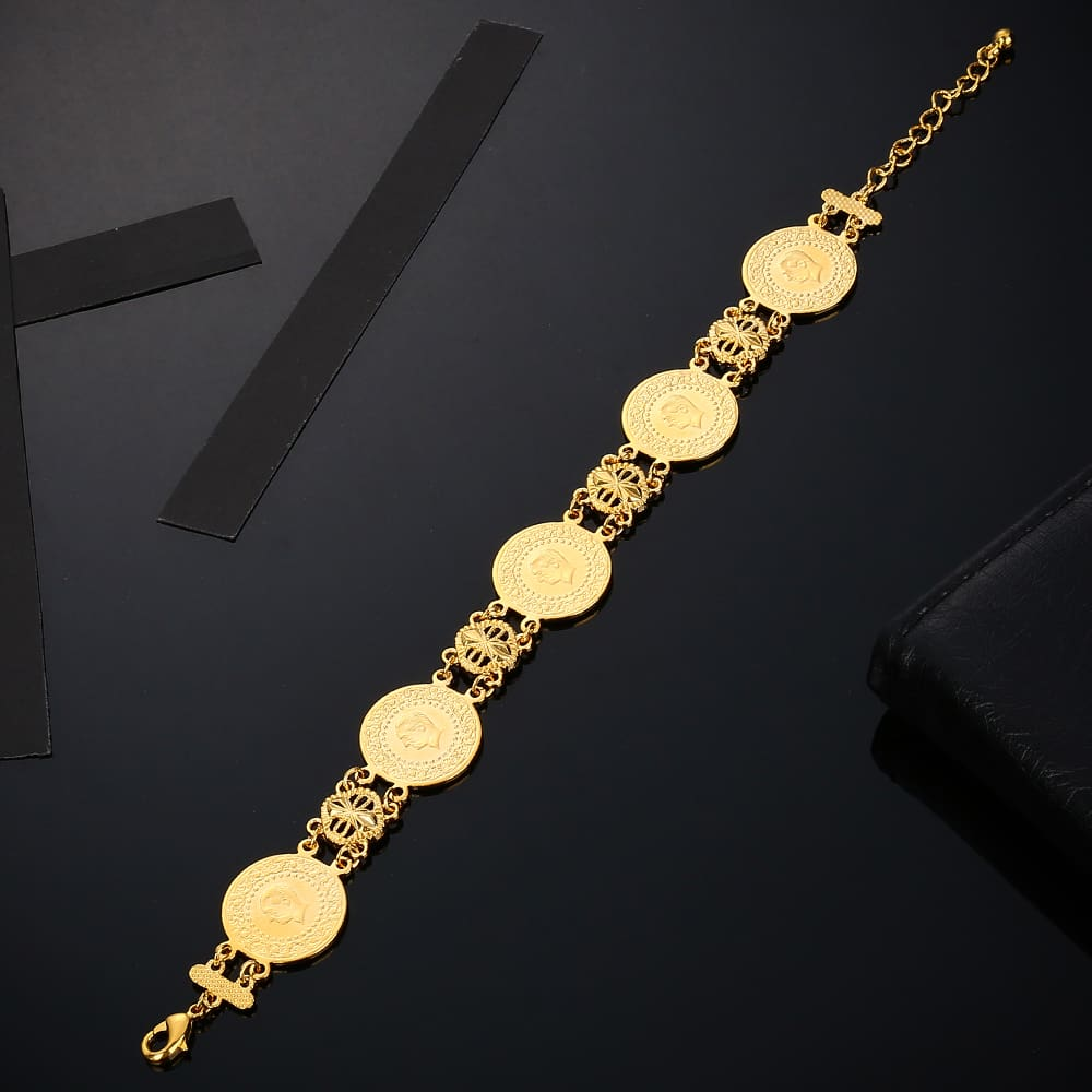a necklace hanging on a wall