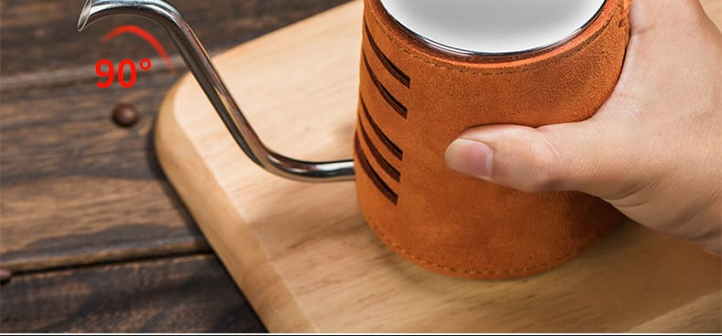 Gift Coffee Pot Set Drip Cup Fine Mouth Pot Grinding Machine Filter Paper