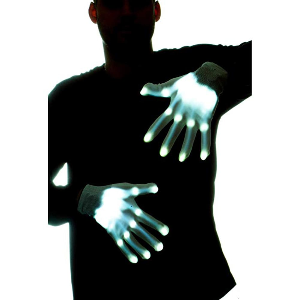 a man holding his hands up
