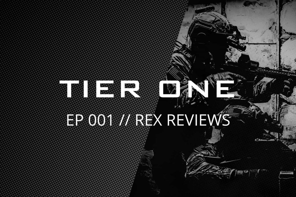tier one podcast header image