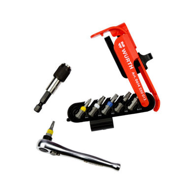 Würth Mini Tool Kit With Belt Clip - £35.95