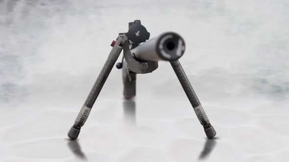 "Limited Edition - ""Conqueror Grey"" Evolution Bipod"