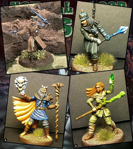 New Miniatures Added