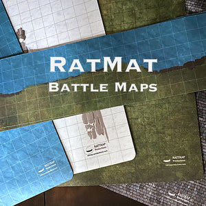 RatMat Scenics for RPG and Miniature Games