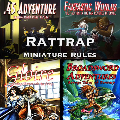 Rattrap Miniatures Games