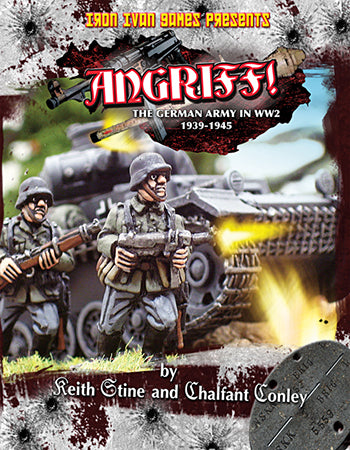Angriff: The German Army in WWII (Softcover Version)